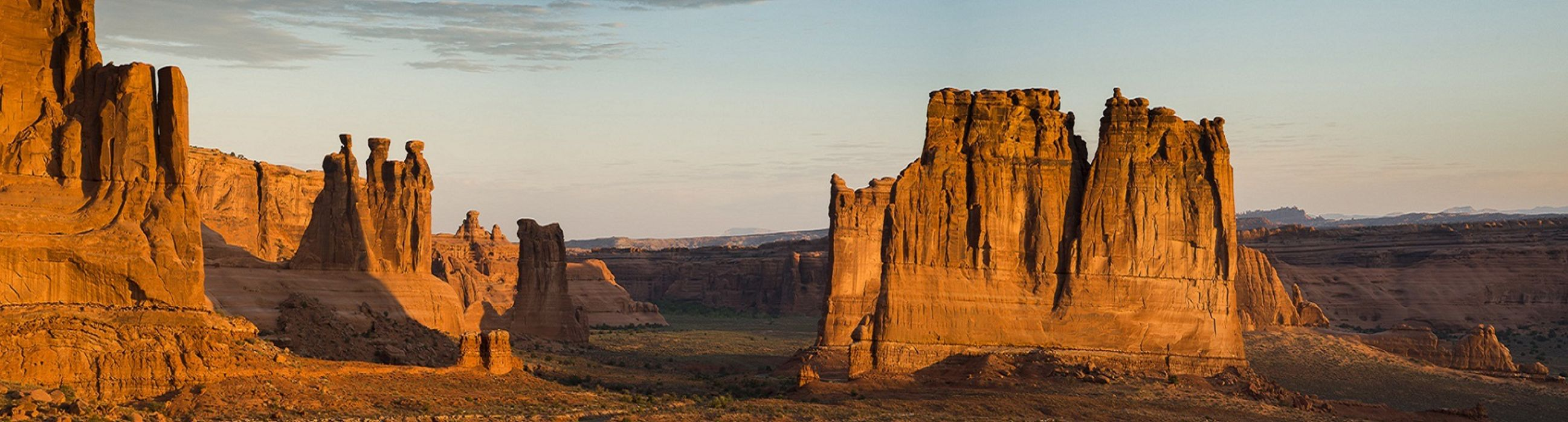 arches national park cliffs colorful dawn daylight desert erosion geological formation geology landscape majestic outdoors beauty wallpaper