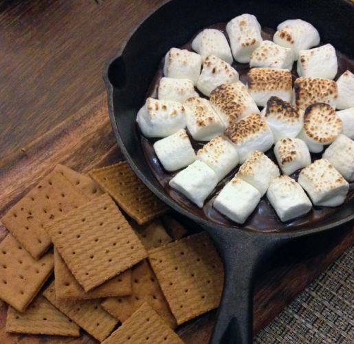 chocolate cooking dessert food graham marshmallows smores sweets table toasted wallpaper
