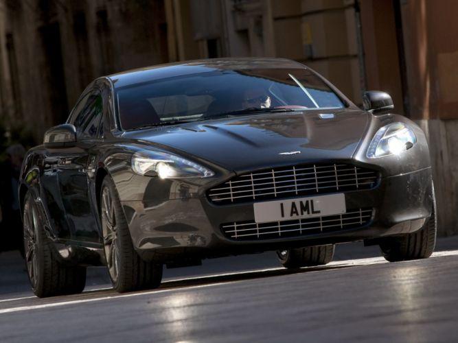 Aston Martin Rapide wallpaper