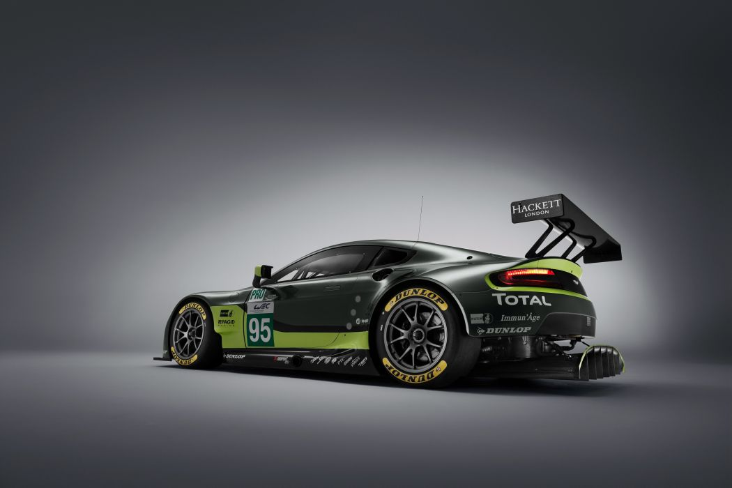 Aston Martin V8 Vantage GTE 2016 Race Car wallpaper