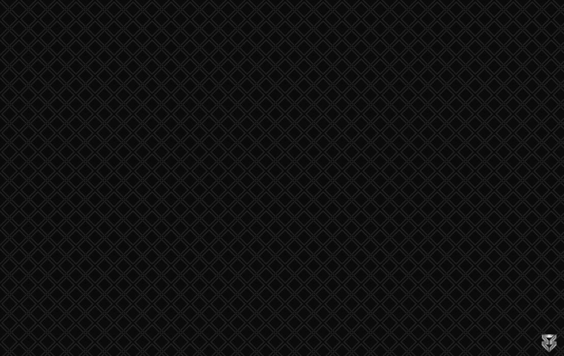 Black Pattern wallpaper