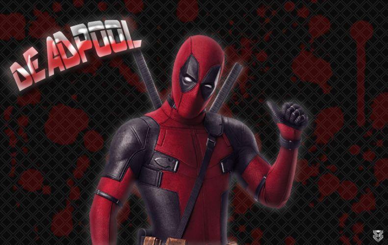 Deadpool 003 wallpaper