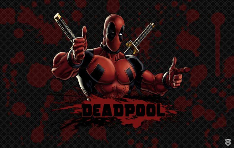 Deadpool 004 wallpaper