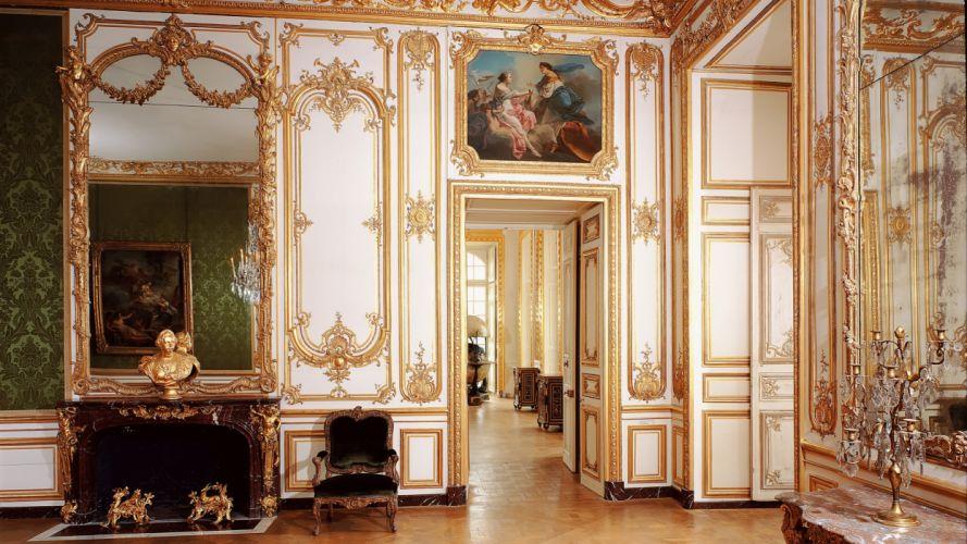 interior palacio disey wallpaper