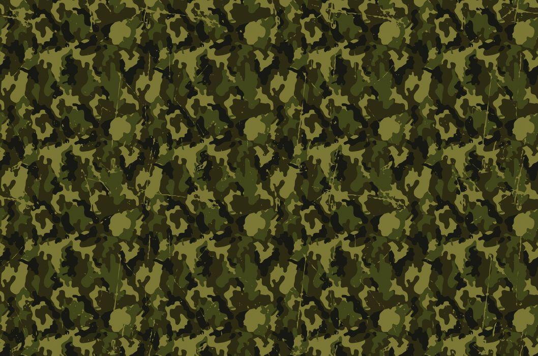 Grassland Camoflauge wallpaper