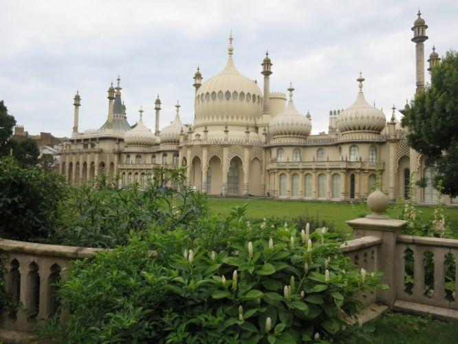 palacio jardin arquitectura mezquita wallpaper