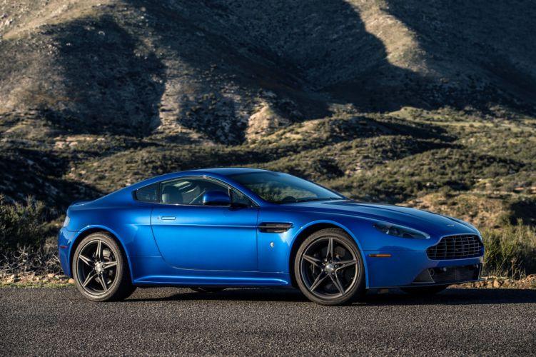Aston Martin V8 Vantage GTS (8) wallpaper