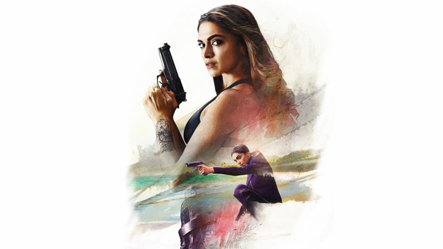 Movie xxx-return-of-xander-girl-Cage Deepika-padukone wallpaper