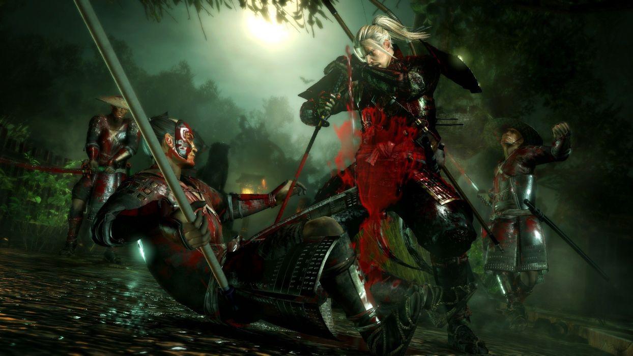 Game nioh-william-adams-samurai-battle wallpaper