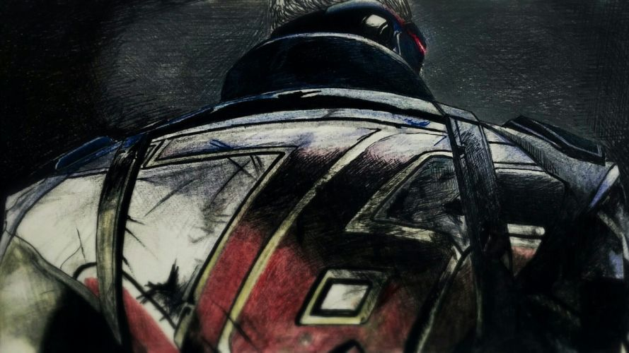 Game soldier-76-overwatch-art wallpaper