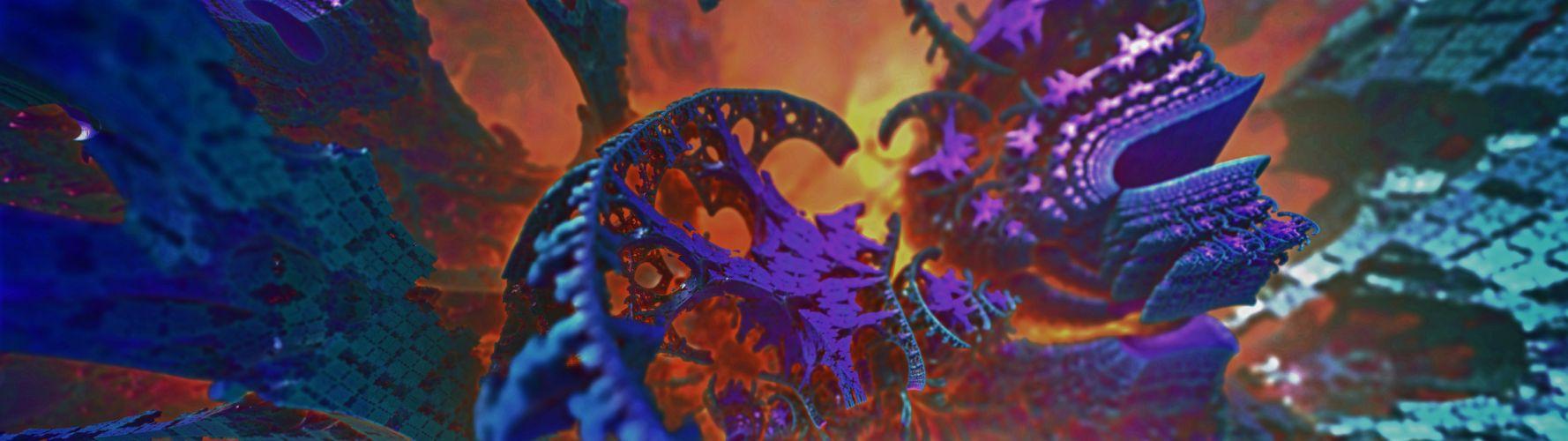 3D Fractal TEST 7 wallpaper