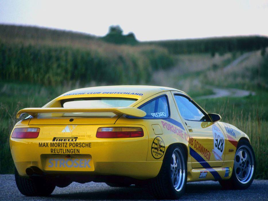 Porsche 928 Cup Strosek Race Car wallpaper