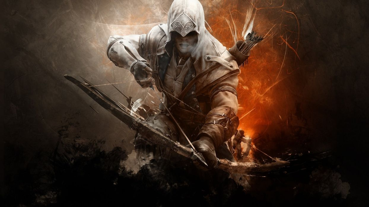 game-wallpaper-creed-connor-assassins-wallpapers-gaming wallpaper