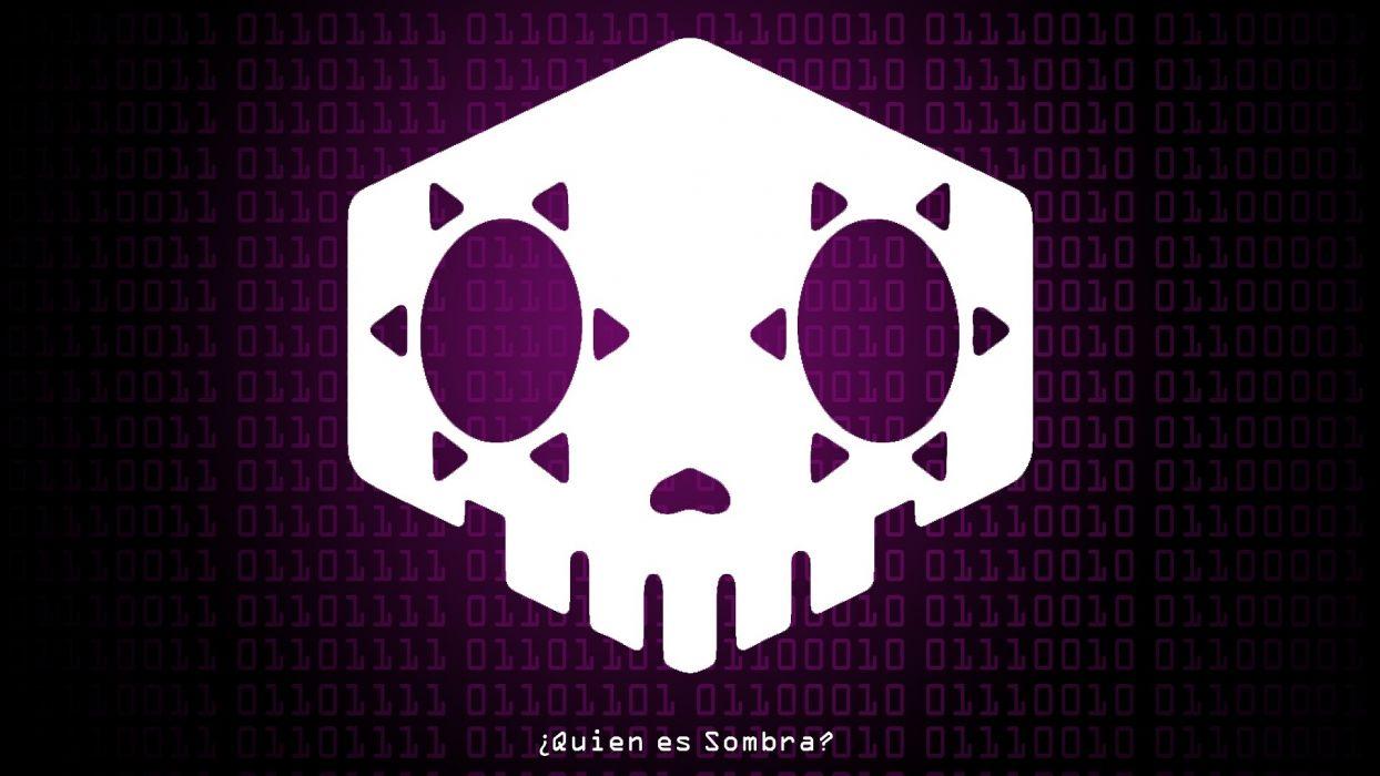 overwatch-sombra-logo-hacker-(7212) wallpaper