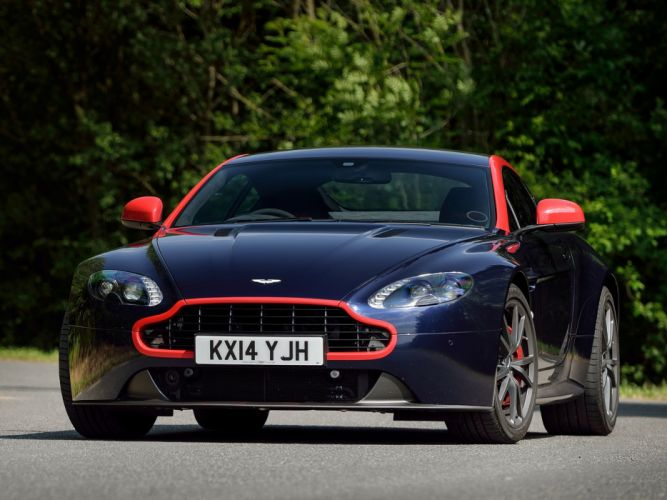 Aston Martin V8 Vantage N430 wallpaper