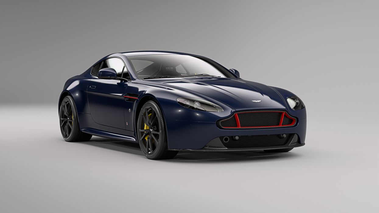 Aston Martin V8 Vantage S Red Bull Racing wallpaper