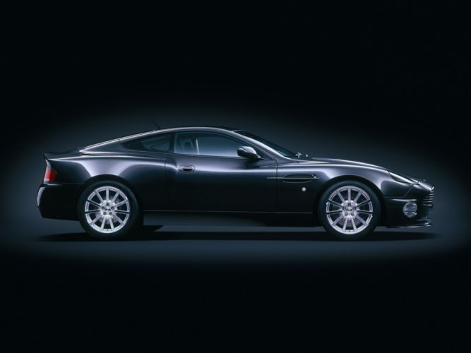 Aston Martin V12 Vanquish S wallpaper