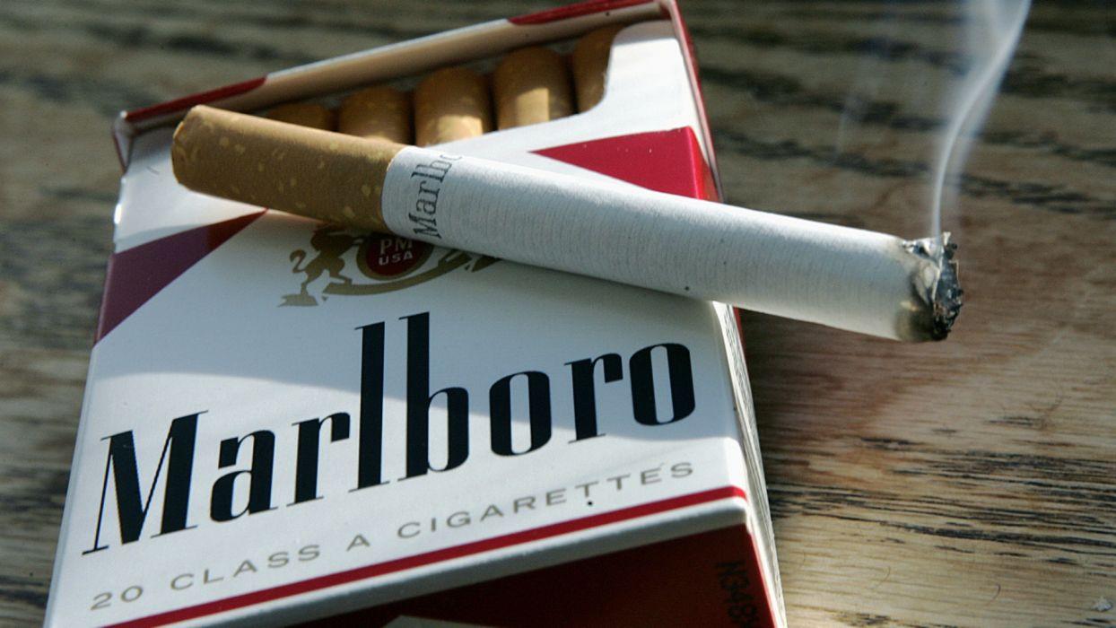 Cigarros Marlboro Marca Americana Wallpaper