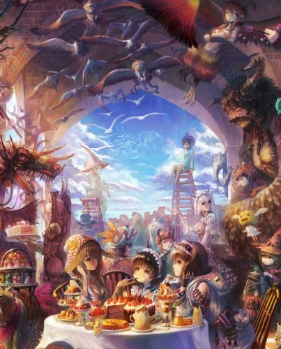 fantasy anime wallpaper
