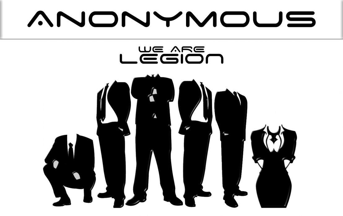 Anonymous Hacktivist Collective wallpaper
