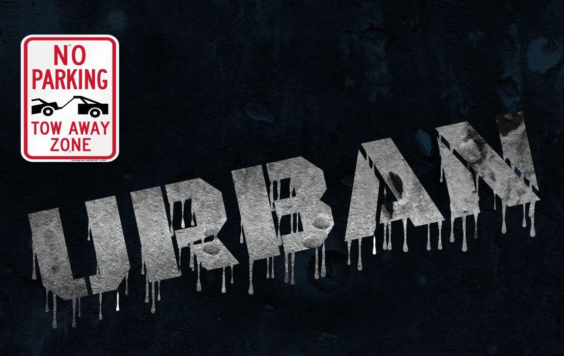 Urban Noise wallpaper