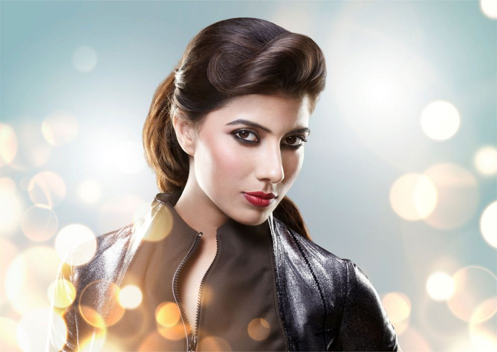bollywood actress celebrity model girl beautiful brunette pretty cute beauty sexy hot pose face eyes hair lips smile figure indian wallpaper