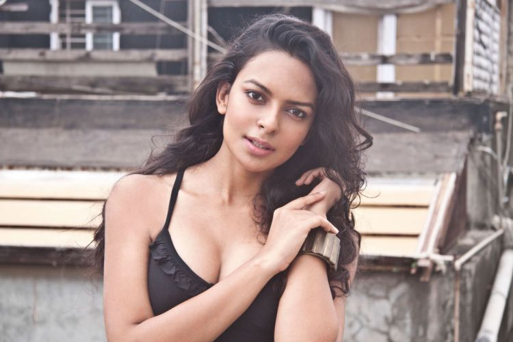 Bidita Bag bollywood actress celebrity model girl beautiful brunette pretty cute beauty sexy hot pose face eyes hair lips smile figure indian wallpaper