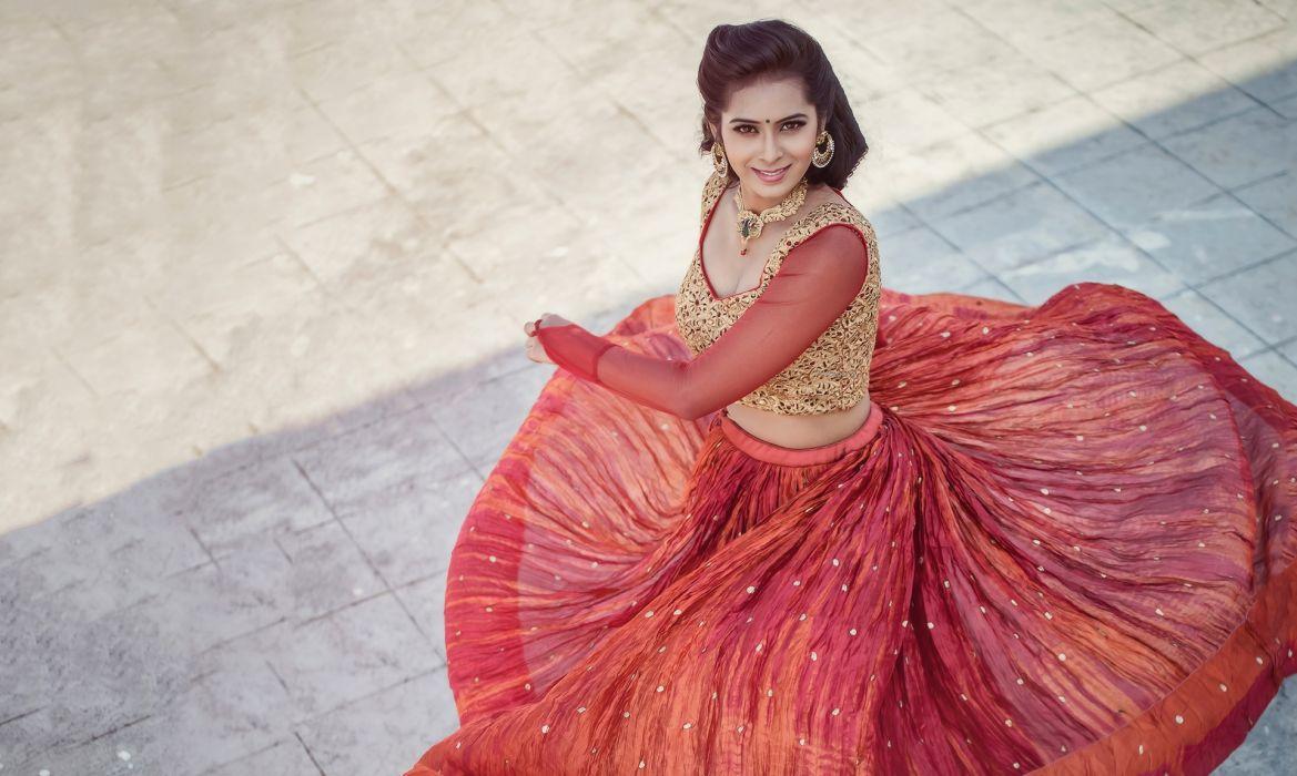 Ishita-Varsha bollywood actress celebrity model girl beautiful brunette pretty cute beauty sexy hot pose face eyes hair lips smile figure indian wallpaper