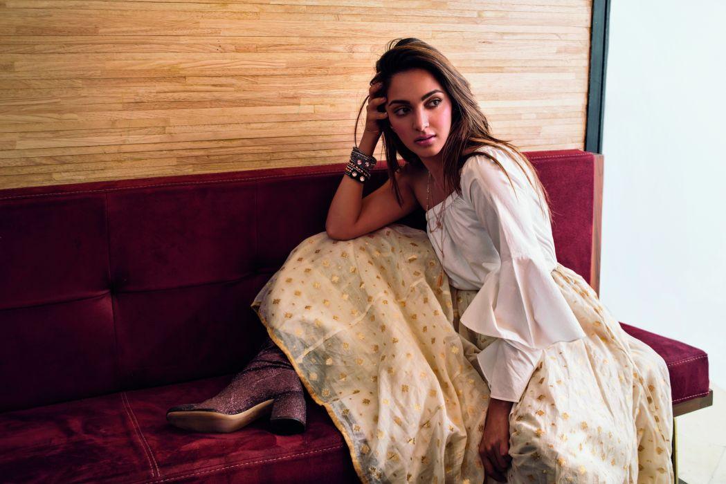 kiyara bollywood actress celebrity model girl beautiful brunette pretty cute beauty sexy hot pose face eyes hair lips smile figure indian wallpaper