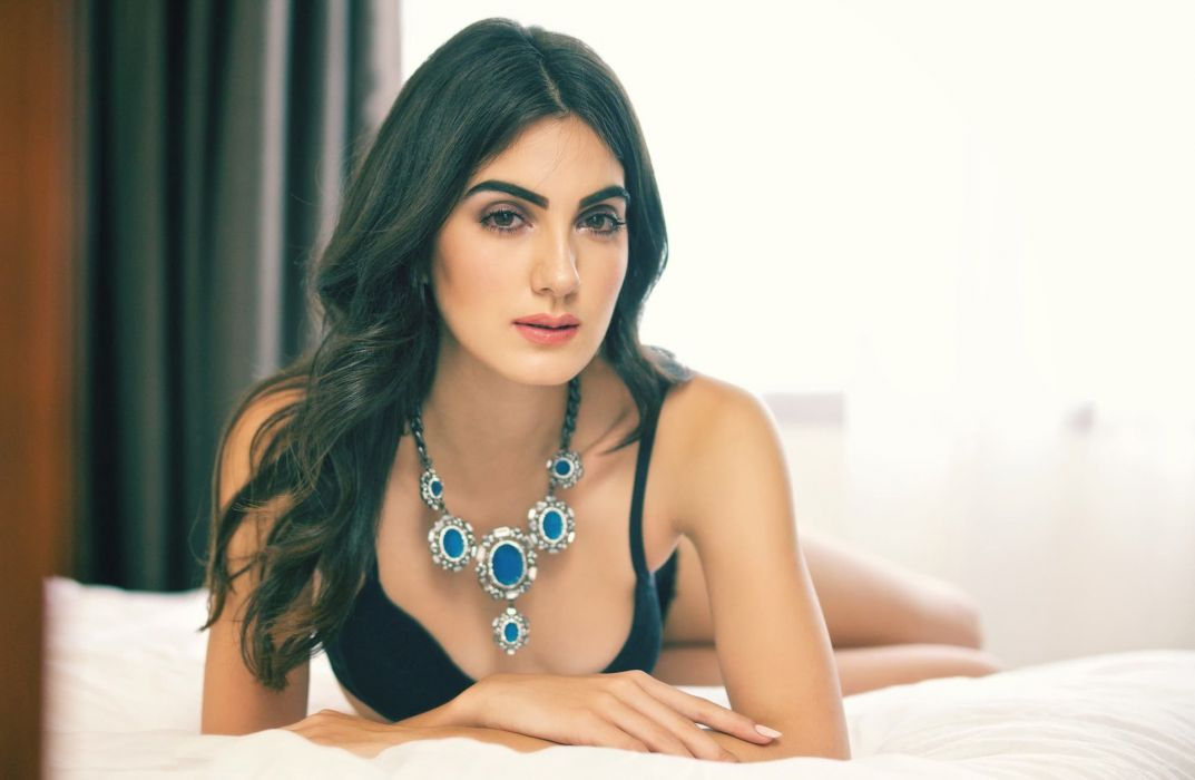 Mai bollywood actress celebrity model girl beautiful brunette pretty cute beauty sexy hot pose face eyes hair lips smile figure indian wallpaper