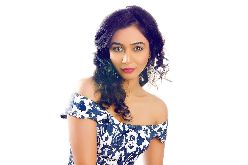 Meghana-Kaushik bollywood actress celebrity model girl beautiful brunette pretty cute beauty sexy hot pose face eyes hair lips smile figure indian wallpaper