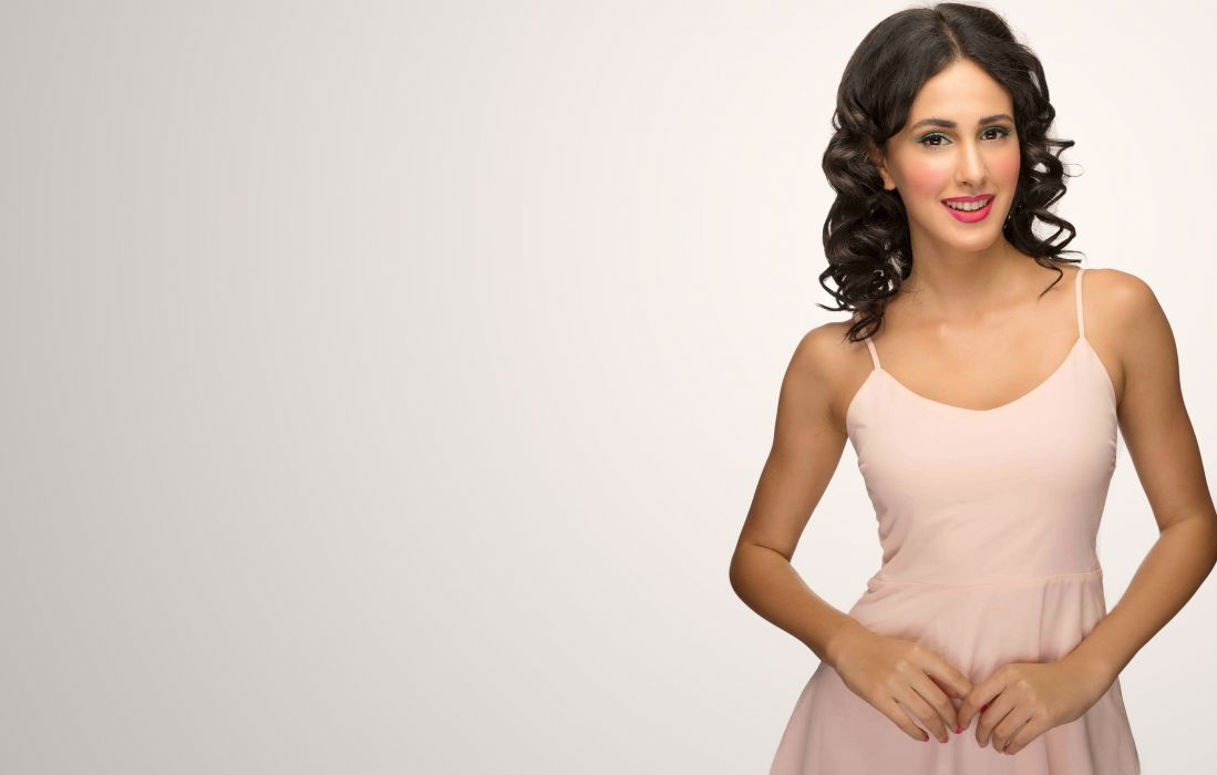 sahar bollywood actress celebrity model girl beautiful brunette pretty cute beauty sexy hot pose face eyes hair lips smile figure indian wallpaper