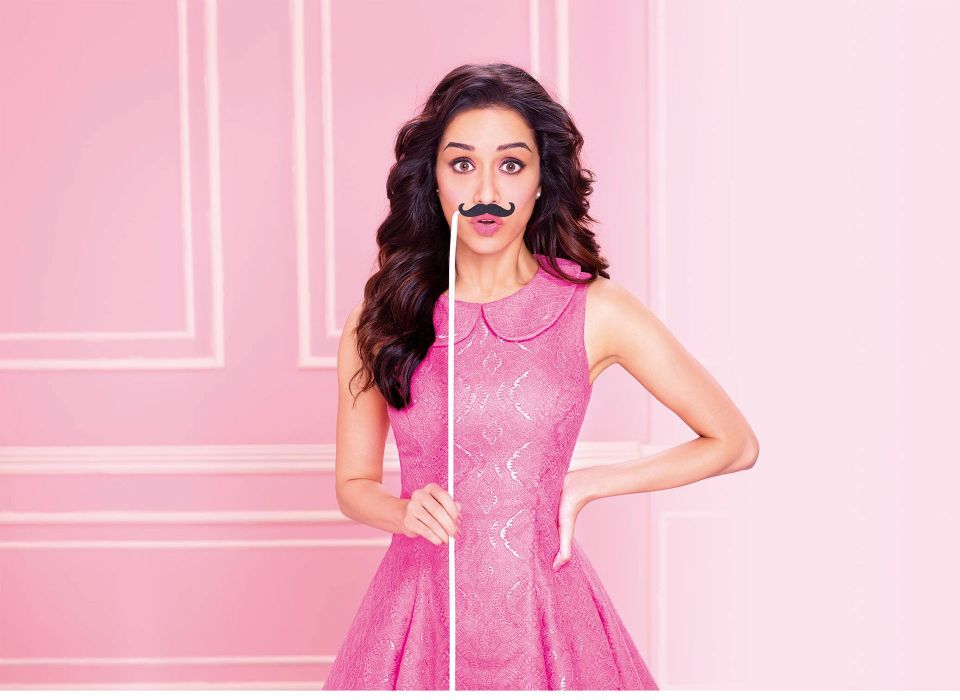 Shraddha Kapoor bollywood actress celebrity model girl beautiful brunette pretty cute beauty sexy hot pose face eyes hair lips smile figure indian wallpaper