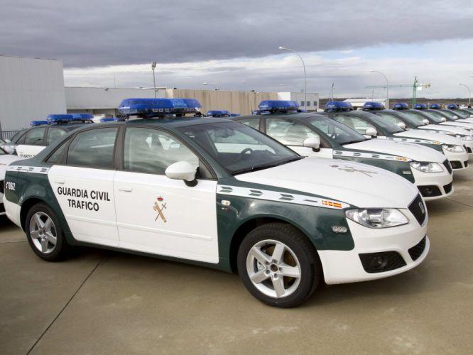 guardia civil flota coches espay wallpaper