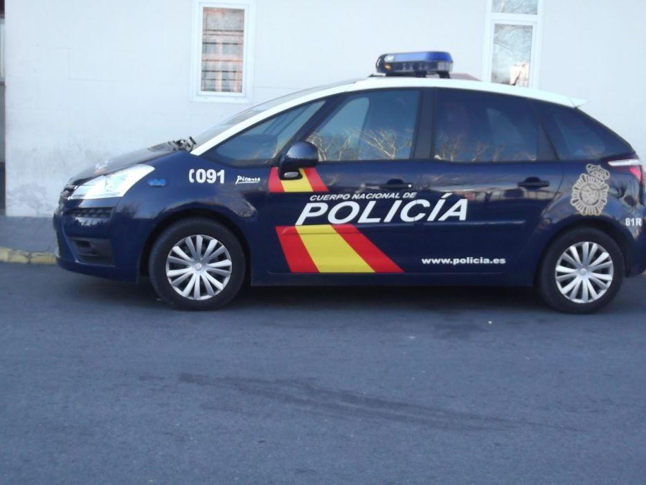 coche policia nacional espay wallpaper