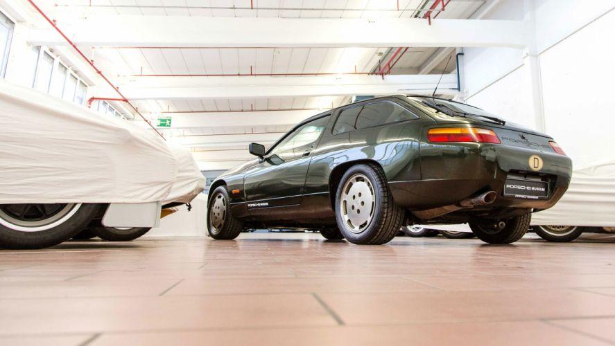 Porsche 928-4 Prototype 942 wallpaper
