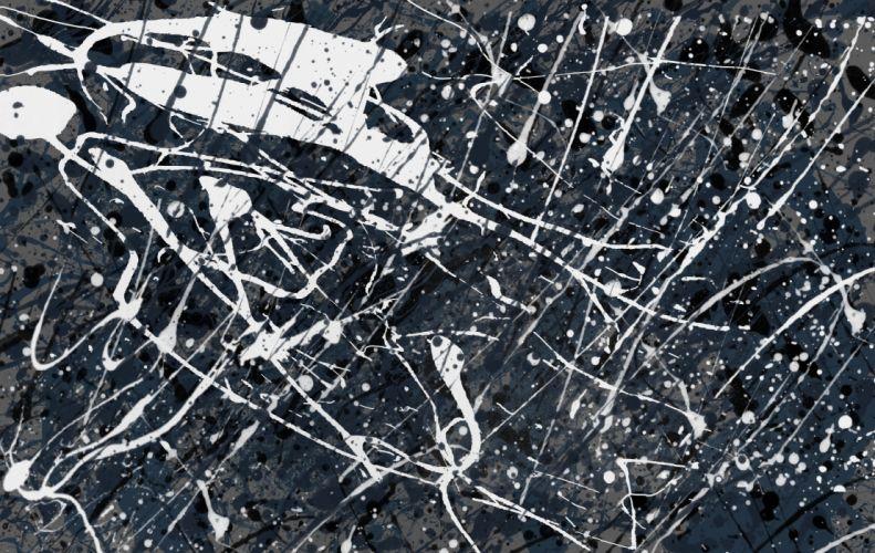 Heavy Splatter wallpaper