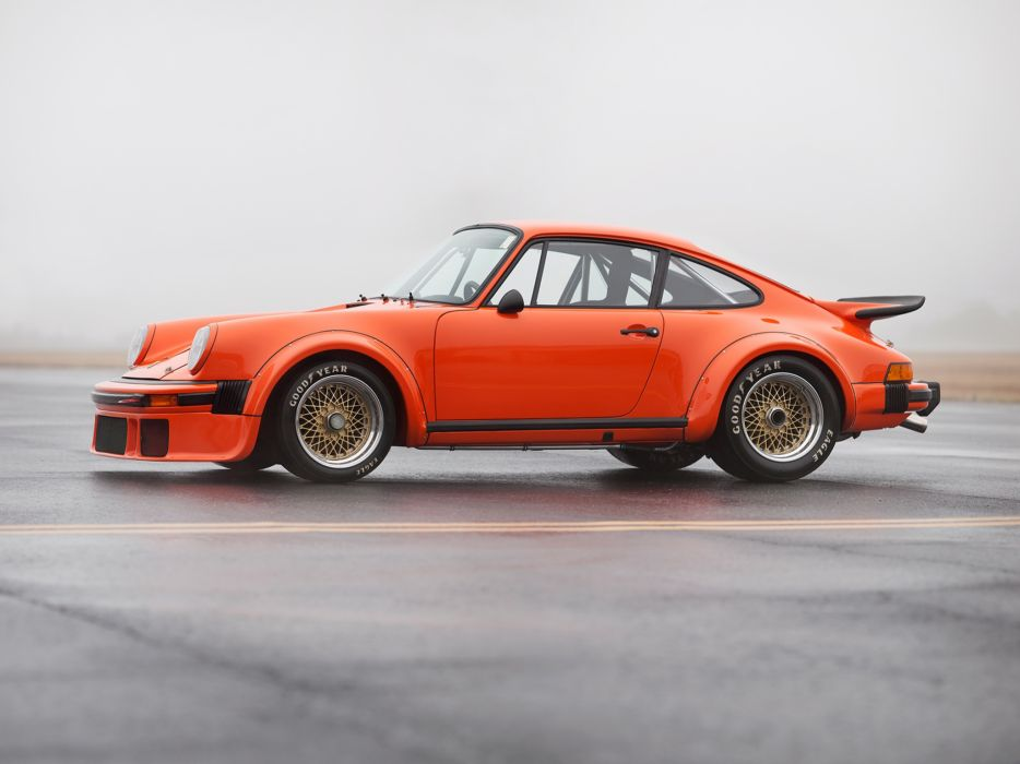 Porsche 934 Turbo RSR Classic Race Car wallpaper