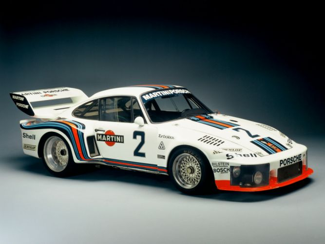 Porsche 935 Classic Race Car wallpaper