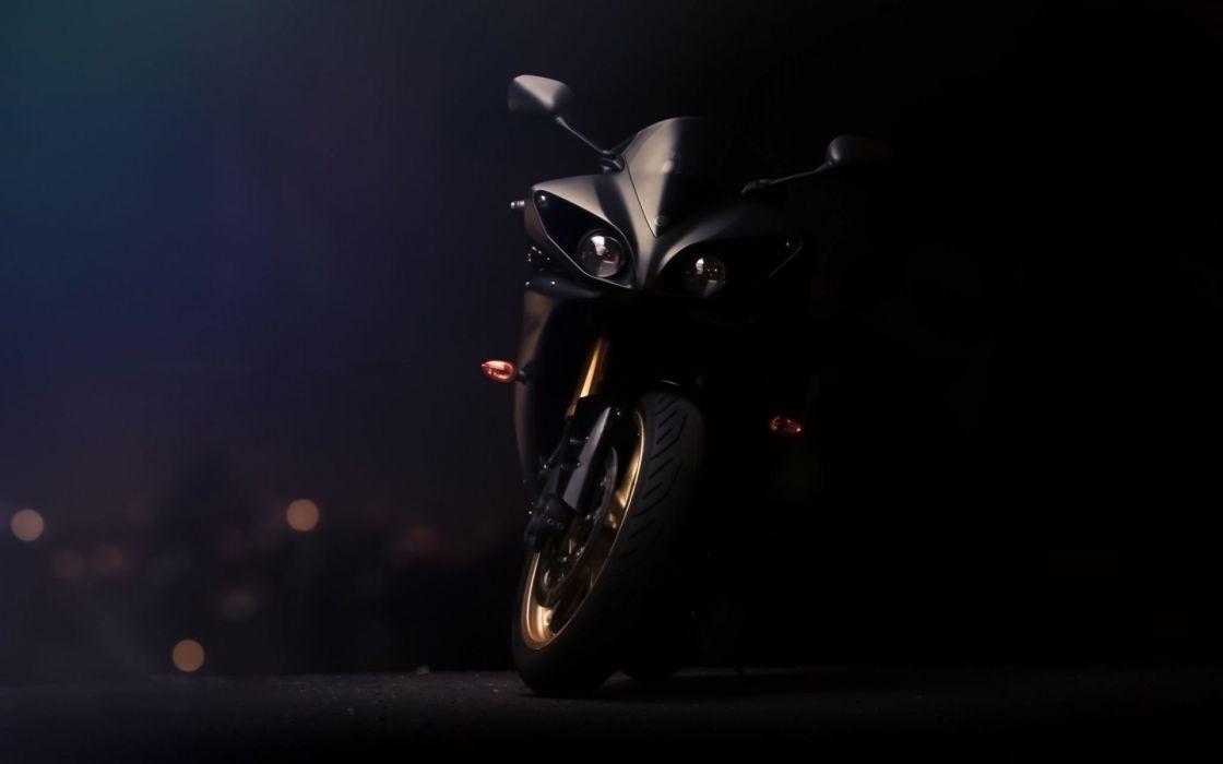 machine-vehicle-Yamaha YZFR1-bike wallpaper