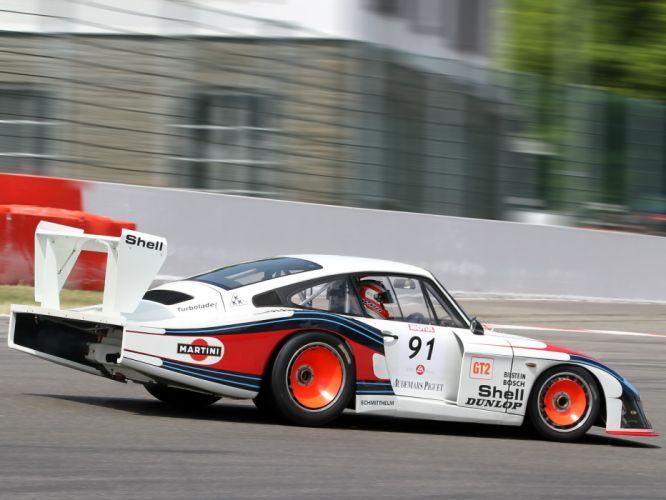 Porsche 935 Moby Dick Classic Race Car wallpaper