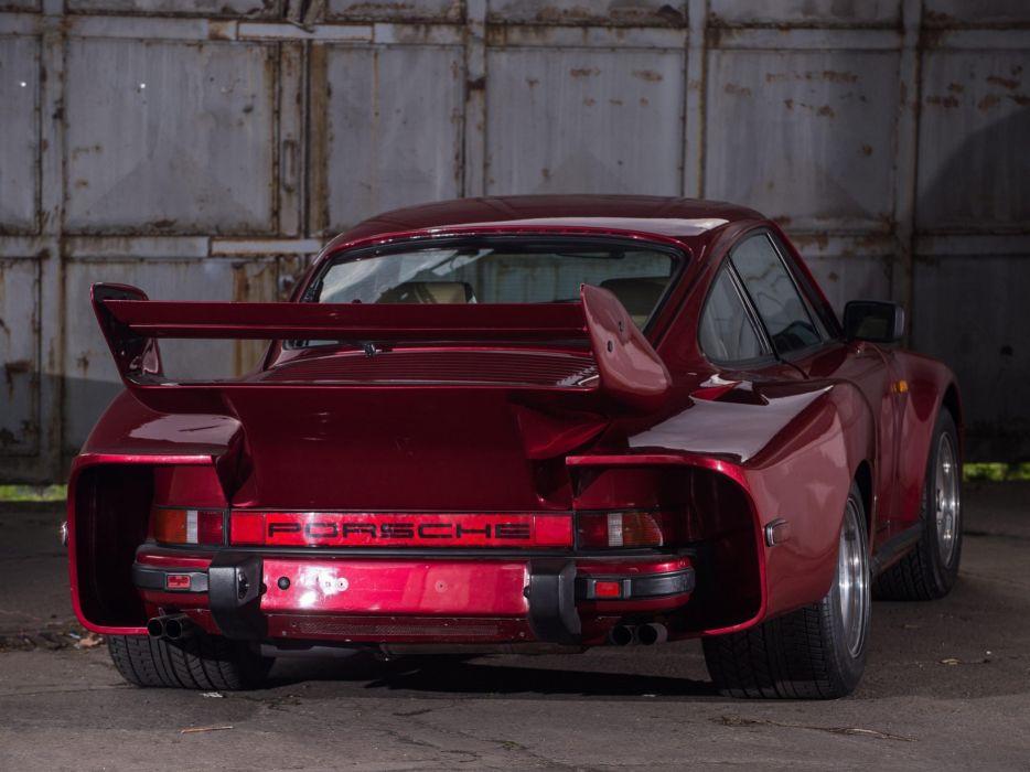 Porsche 935 Street wallpaper