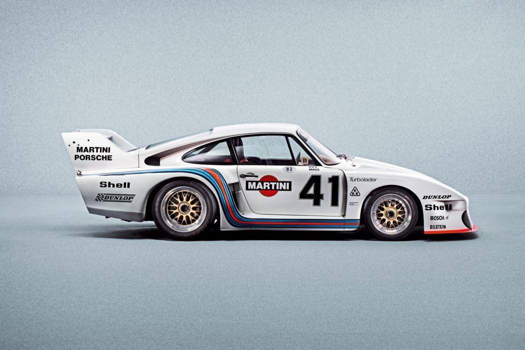 Porsche 935-77 Classic Race Car wallpaper