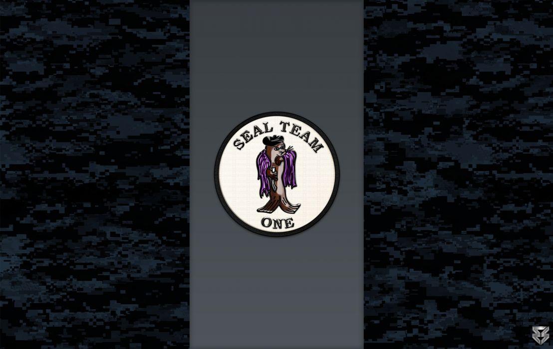 SEAL Team One wallpaper