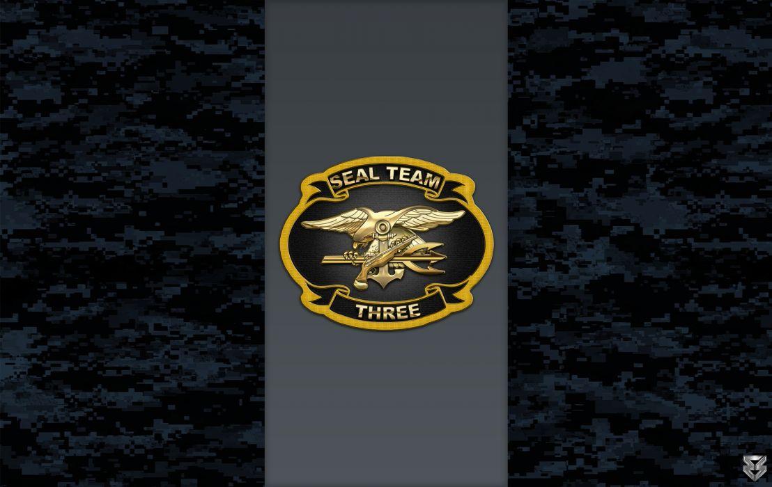 SEAL Team Three wallpaper