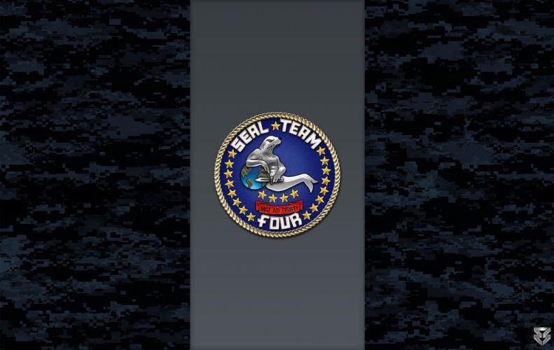 SEAL Team Four wallpaper
