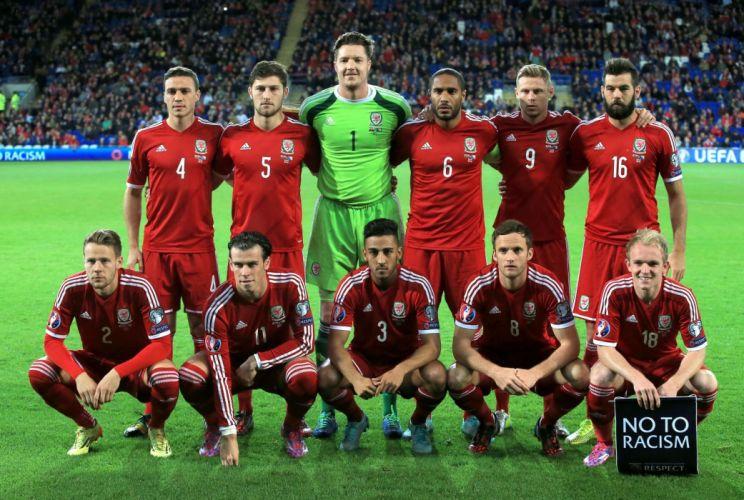 seleccion nacional futbol pais gales britanicos europa wallpaper