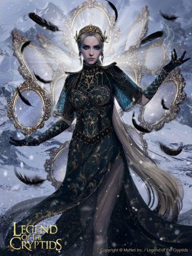 svetlana-tigai-vengeful-mirror-princess original character beautiful woman fantasy dress wallpaper