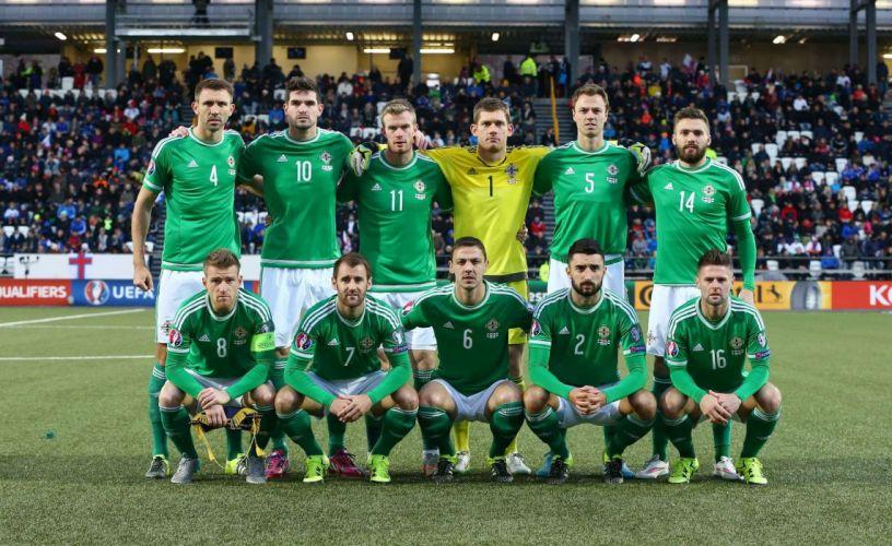 seleccion nacional futbol irlanda del norte europa britanicos wallpaper