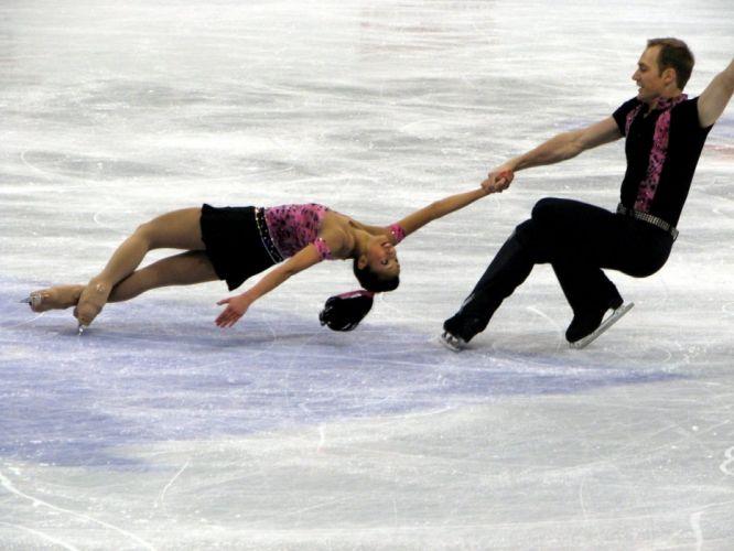 patinaje artistico sobre hielo wallpaper